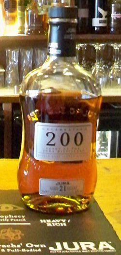 Jura 21y 89-10 200 Years Of The Jura Distillery, 1.200btl - 44%