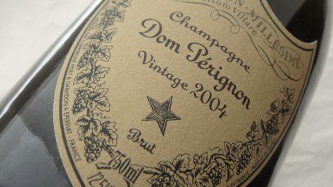 2004 Dom Pérignon