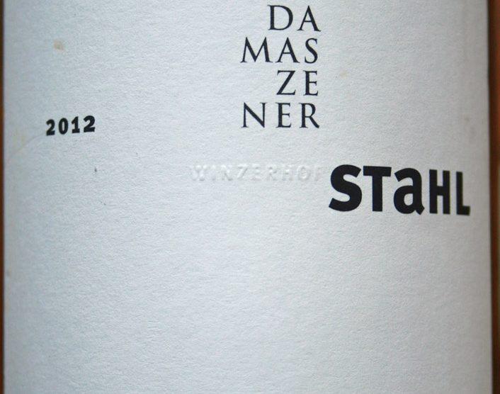 2012 Tauberzeller Hasennestle Müller-Thurgau trocken, Damaszener Stahl Hasennest