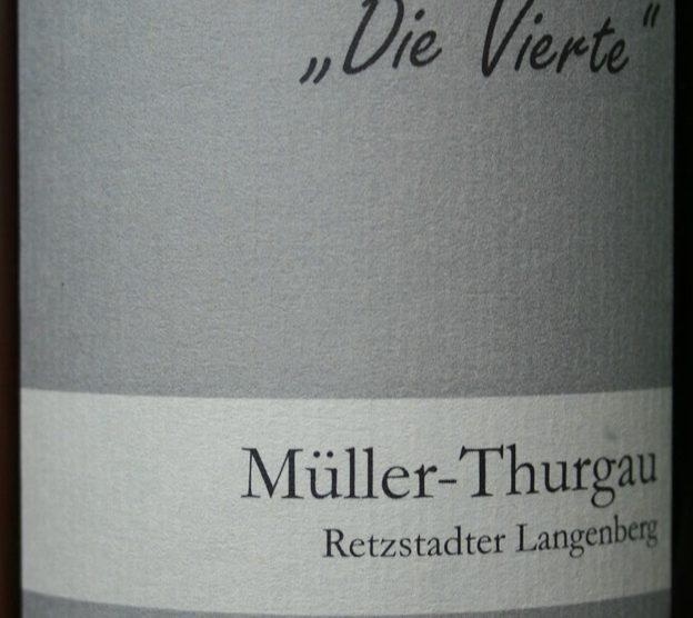 2012 Retzstadter Langenberg Müller-Thurgau trocken