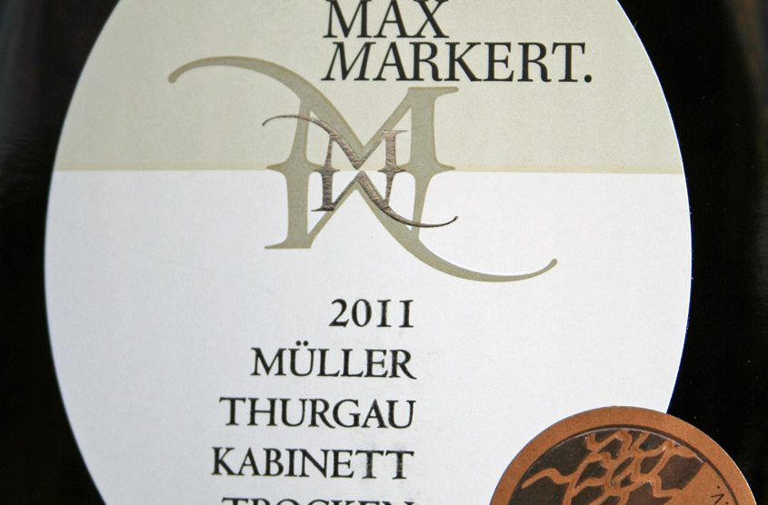2011 Eibelstädter Kapellenberg Müller-Thurgau Kabinett trocken