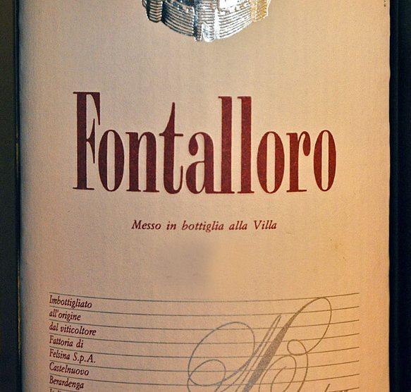 Fontalloro ohne Jahrgang