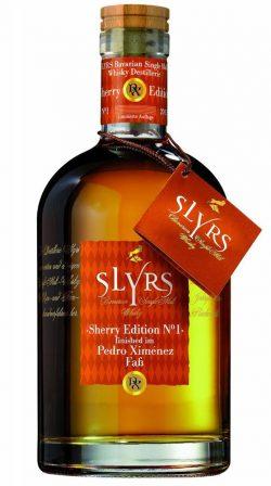 Slyrs 3yo 2009-2013 Sherry Edition N°1 PX Finish - 43%
