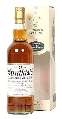 Strathisla 25y 1967 G&M Licensed Bottling Code IB/BFC – 40%