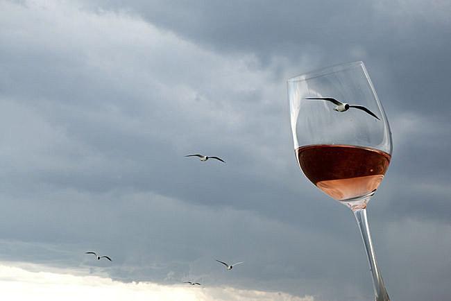 Ein bisschen Wein tut gut. Foto: © ÖWM / A. Stöcher