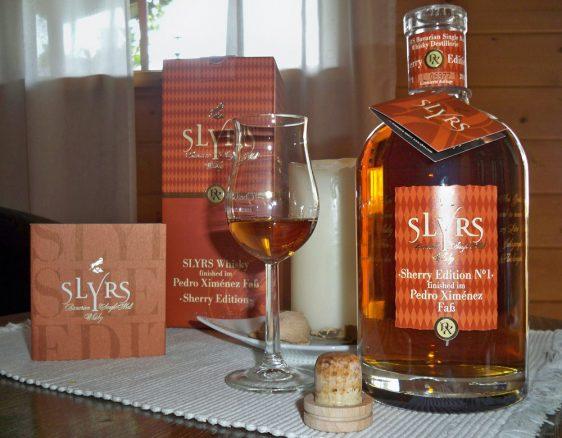 Slyrs Sherry Edition N°1