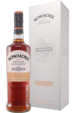 Bowmore 2012 Springtide for Travel Retail Oloroso Sherry Casks 4.000btl – 54.9%