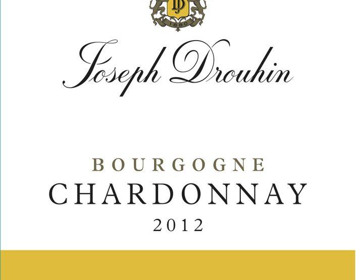 Etikett 2012 Laforêt Bourgogne Chardonnay