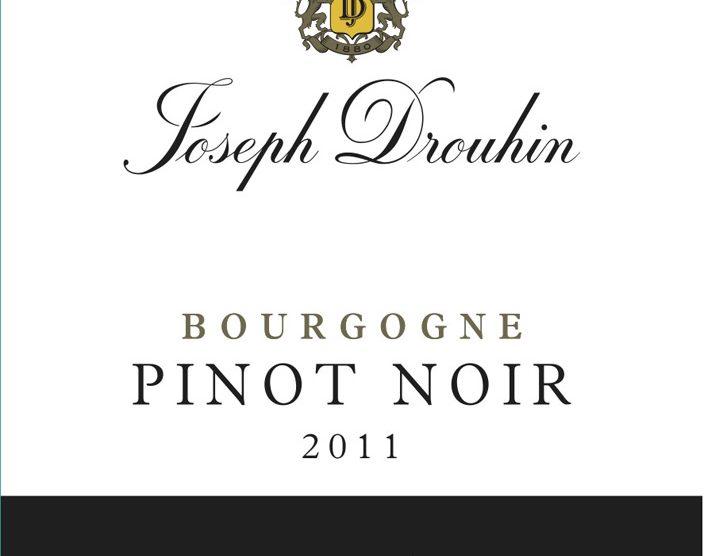 Etikett 2011 Laforêt Bourgogne Pinot Noir