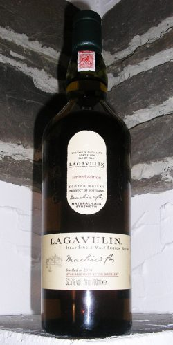Lagavulin 2010 Distillery Only PX casks for a few more years 6.000btl – 52.5%