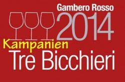 Gambero Rosso 2014 - Kampanien