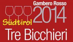 Gambero Rosso 2014 - Südtirol