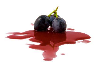 Resveratrol kommt in roten Trauben vor