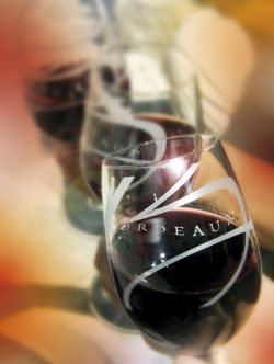 Bordeaux-Wein im Glas | Foto: © CIVB