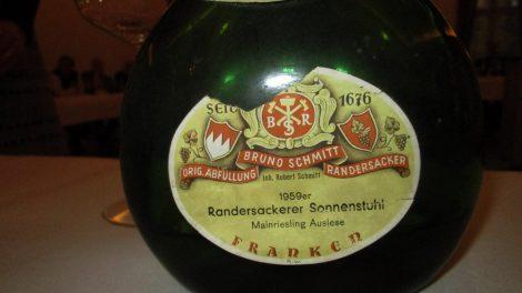 1959er Randersackerer Sonnenstuhl | Bruno Schmitt