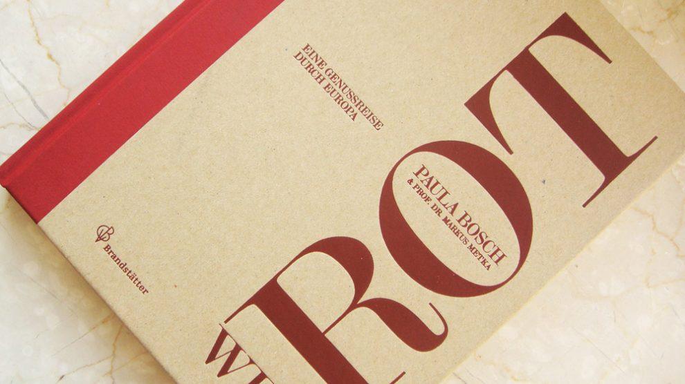 Das Rotweinbuch von Paula Bosch