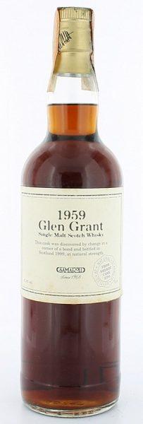 Glen Grant 1959-1999 - Sherry Cask 3790, 180btl - 47.3%