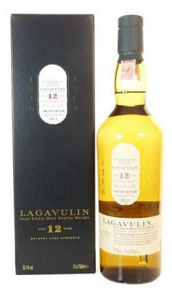 Lagavulin 12y 2013 OB Special Release Refill am. Oak – 55.1%