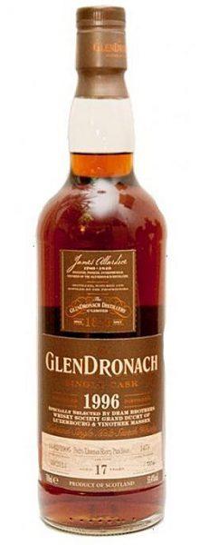 Glendronach 17y 96-13 OB for Massen & Dram Brothers L PX #1479 706btl - 53,4%