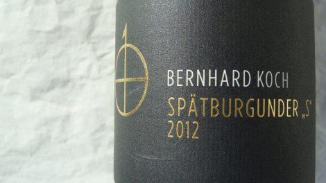 "2012 Spätburgunder ""S"""