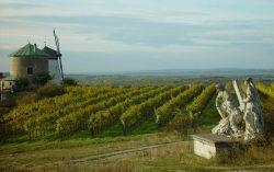 Windmühle auf dem Kalvarienberg