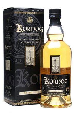 Glann Ar Mor 2010 Kornog Taouarc'h Trived 10 BC bourbon casks - 46%