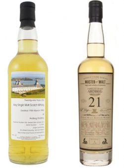 Ardbeg 21y 92-13 Whiskybroker 286btl / Master o.M. 286btl Refill Hogs. #430 – 42.5%
