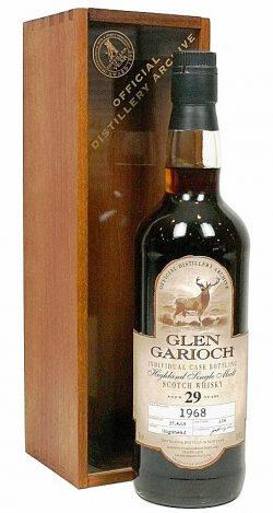 Glen Garioch 29y 68-97 OB Individual Cask Bottling Sherry Hogshead cask 624 – 55,9%