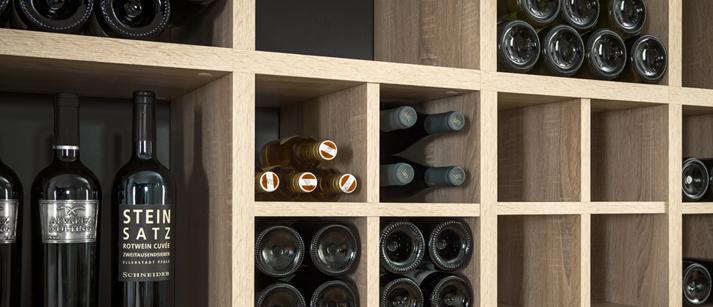 Weinlagerung, Kellertemperatur, Weinregale | Weinkenner.de
