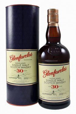 Glenfarclas 30y 2008 OB, new label – 43%
