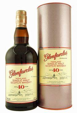 Glenfarclas 40y 2010 OB, Oloroso Sherry casks 6.000 btl – 46%