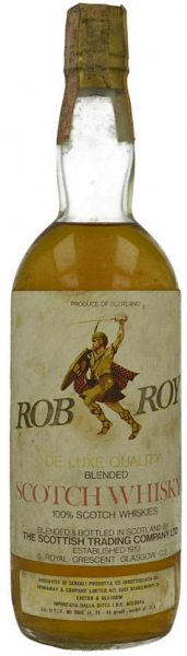 Rob Roy ~1976 Blended Scotch Whisky - 43%