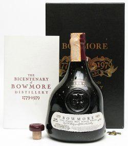 Bowmore 15y 64-79 OB Bicentenary ceramic jug - 43%