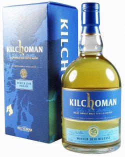 Kilchoman 3y 07-10 Winter Release - 46%