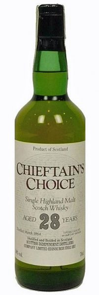 Longmorn 28y 64-92 Ian MacLeod Chieftain's Choice for Asia – 50%