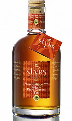 Slyrs 3y 2014 Sherry Edition N°2 PX Finish - 46%
