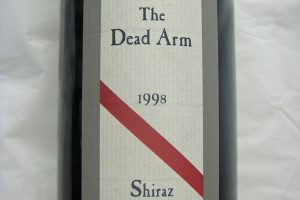 Etikett Dead Arm Shiraz