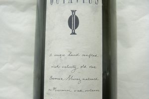 1996 The Octa­vius Barossa Old Vine Shiraz