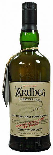 Ardbeg 2008 Corryvreckan Committee Release 5.000btl – 57,1%