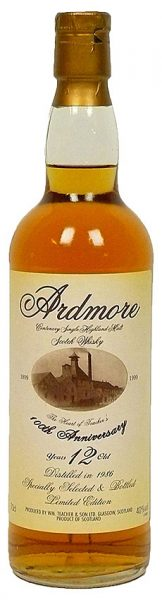 Ardmore 12y 86-99 OB 100th Anniversary - 40%