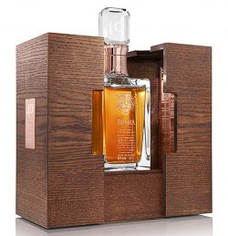 Brora 40y 72-14 OB, The Big Cat Single Cask Decanter 160btl - 59,1%