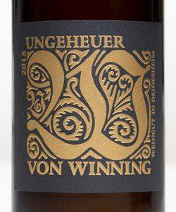 Etikett Von Winning