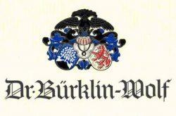 Logo Bürklin-Wolf