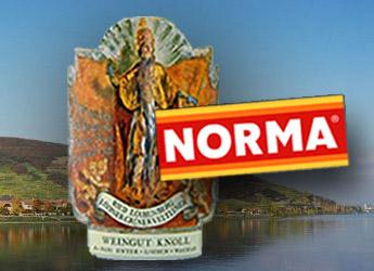 Knoll-Weine bei Norma