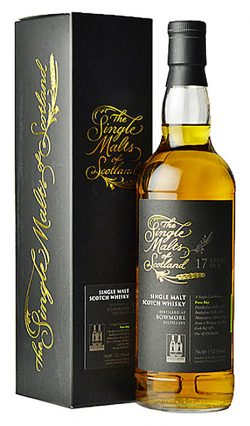 Bowmore 17y 94-12 SD for Shinanoya Sherry Butt #885 256btl – 52,1%