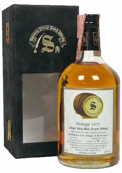 Bowmore 26y 75-01 Sig Vintage Collection Dumpy Oak Cask 1925 222btl – 49%