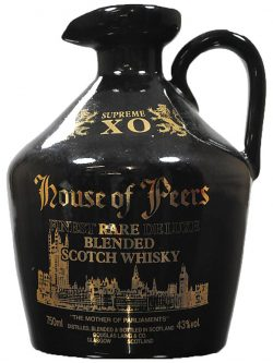 House of Peers ~1970er Douglas Laing Supreme XO Blend Decanter - 75°, 43%