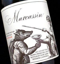 Etikett Marcassin