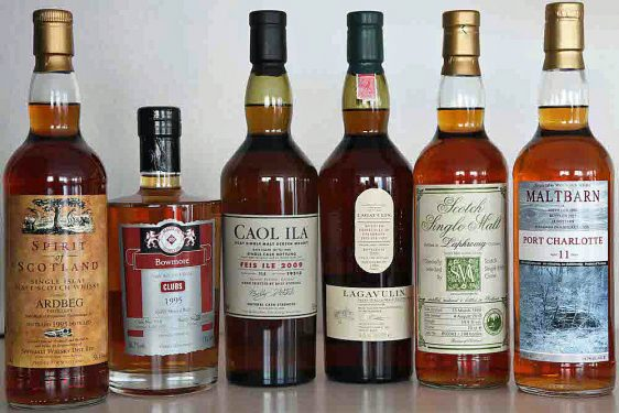 Islay Blind Tasting II