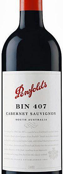 2012 BIN 407 Cabernet Sauvignon